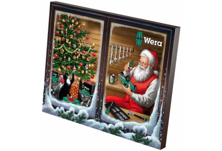 Wera December kalender 2021