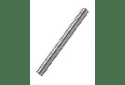Draadeind M3x1000 DIN 975 4.6 verzinkt