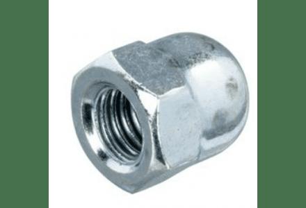 Dopmoeren M20 verzinkt DIN 1587 - 100 stuks