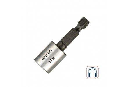 Dopsleutel bit 6mm magnetisch