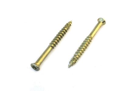 Reisser Dribo houtlijstschroeven kleine 5mm kop 3,5x45 270 stuks