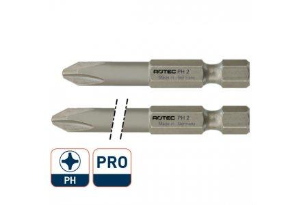 Rotec Pro krachtbit PH2 127mm