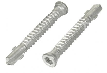 vlonderschroeven voor aluminium